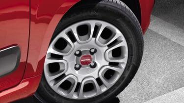 Fiat Panda wheel