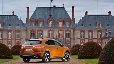 DS 7 Crossback - rear static