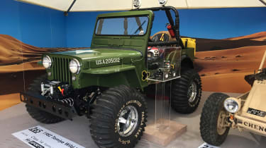 Jeep - Goodwood
