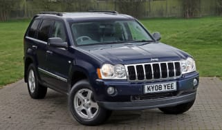 Used Jeep Grand Cherokee - front