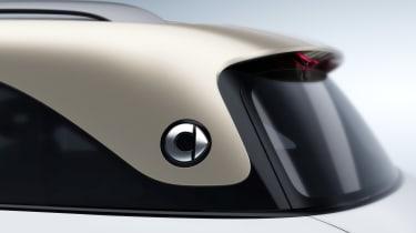 Smart SUV - rear teaser