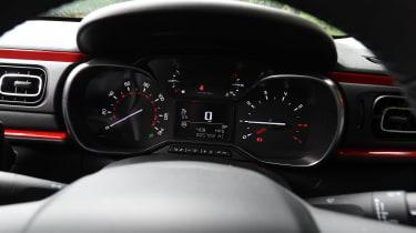 Citroen C3 long term test first report - dials