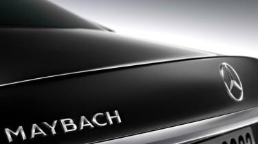 Mercedes-Maybach badge