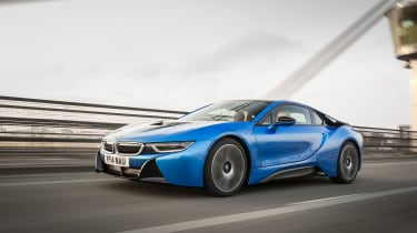 BMW i8 - Footballers' cars