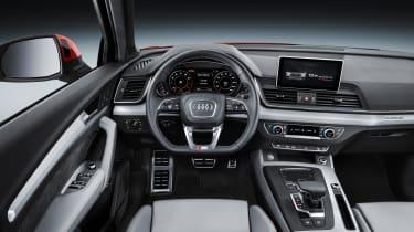 Audi Q5 SUV - interior