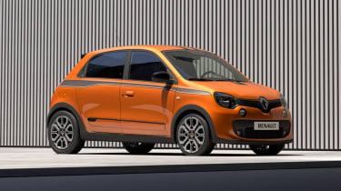 Renault Twingo GT - side