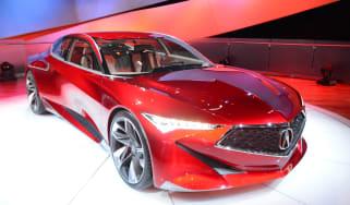 Acura Precision - front quarter show
