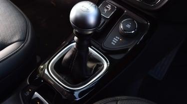 Jeep Compass - transmission