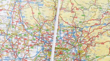 AZ 2016 Great Britain & Northern Ireland Road Atlas