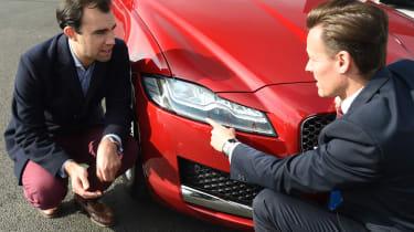 Long-term test review: Jaguar XF - first report close look