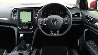 Renault Megane - dash
