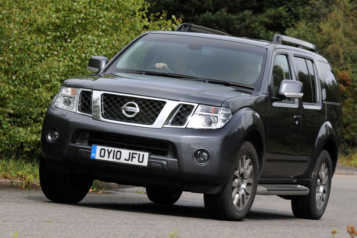 Nissan Pathfinder 2005 2013 Review Auto Express