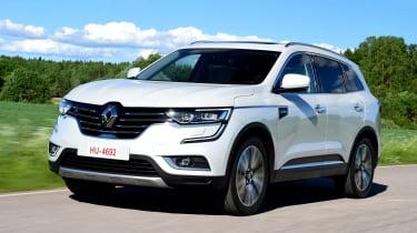 Renault Koleos - front
