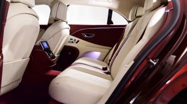 Bentley Flying Spur - studio rear seats