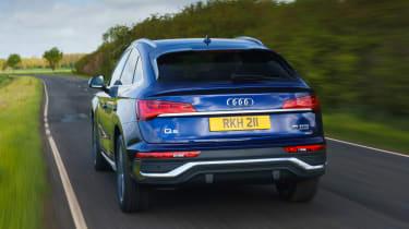 Audi Q5 Sportback - rear action