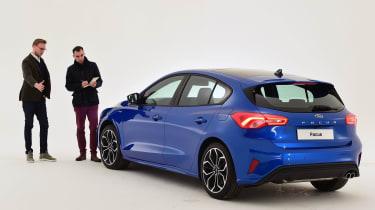 New Ford Focus studio - James Batchelor