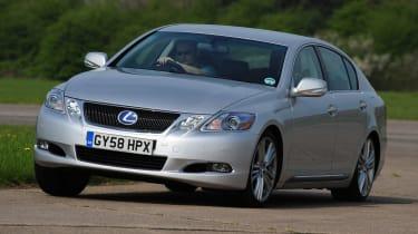 Best cars for under £15,000 - Lexus GS