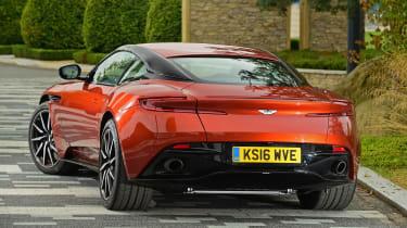 Aston Martin DB11 - rear static