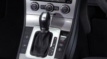 Volkswagen Passat Estate interior detail