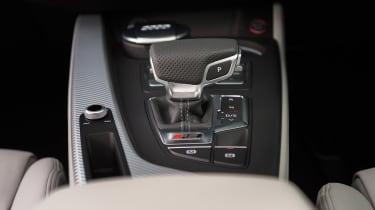 Audi RS5 - transmission