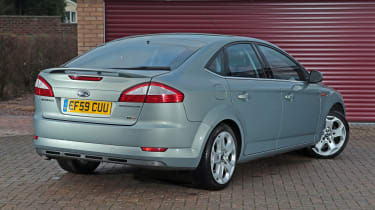 Used Ford Mondeo - rear