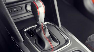 Renault Megane R.S. - transmission