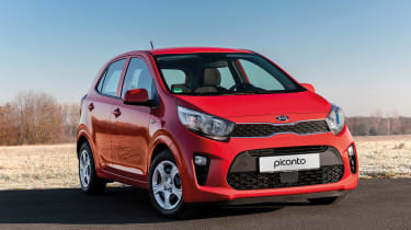 Picanto front static