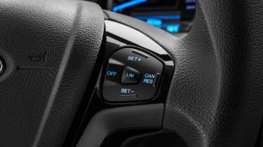 Ford Ka+ - cruise control