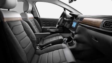 Citroen C3 - interior