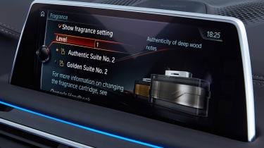 BMW 740Ld xDrive - infotainment