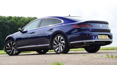 Volkswagen Arteon review - static rear