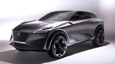 Nissan IMQ concept - front studio