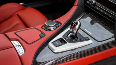 BMW M6 Gran Coupe - interior detail