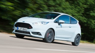 Ford Fiesta ST200 - front
