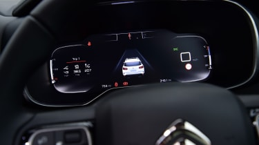 citroen c5 aircross dashboard virtual cockpit