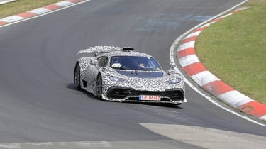 Mercedes-AMG One - 'ring