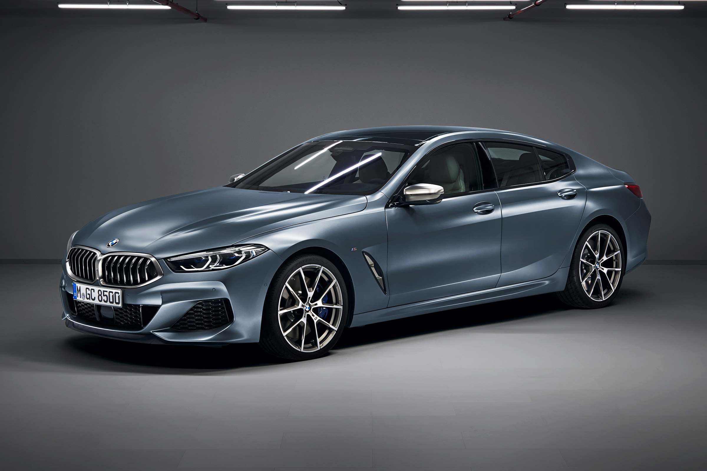 New 2019 BMW 8 Series Gran Coupe completes line-up | Auto ...