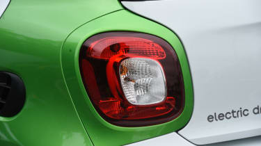 Smart ForFour ED - tail light left