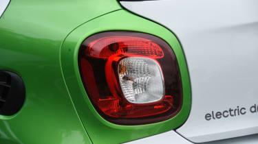 Smart ForFour ED - tail light left