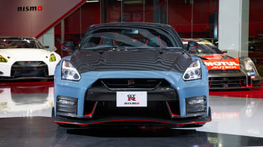 Nissan GT-R Nismo - front