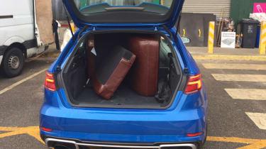 Audi RS3 sofa