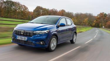 Dacia Sandero 2021 - front