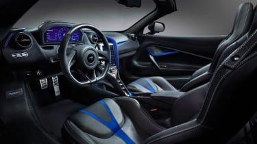 McLaren 720S Spider by MSO - dash