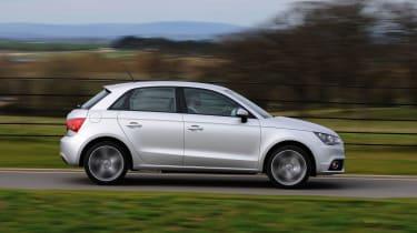 Audi A1 Sportback profile