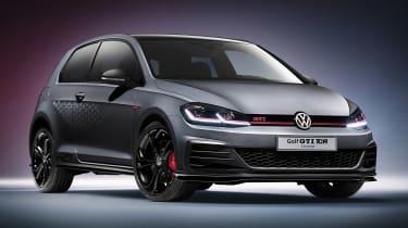 Volkswagen Golf GTI TCR - front