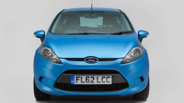 Ford Fiesta (used) - full front