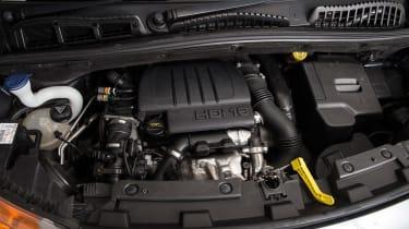 Used Citroen C3 Picasso - engine