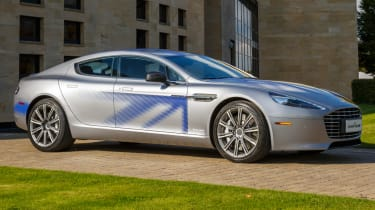 A to Z guide to electric cars - RapidE