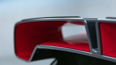MINI John Cooper Works GP - wing detail