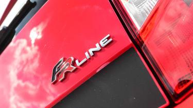 SEAT Mii FR Line - FR Line badge